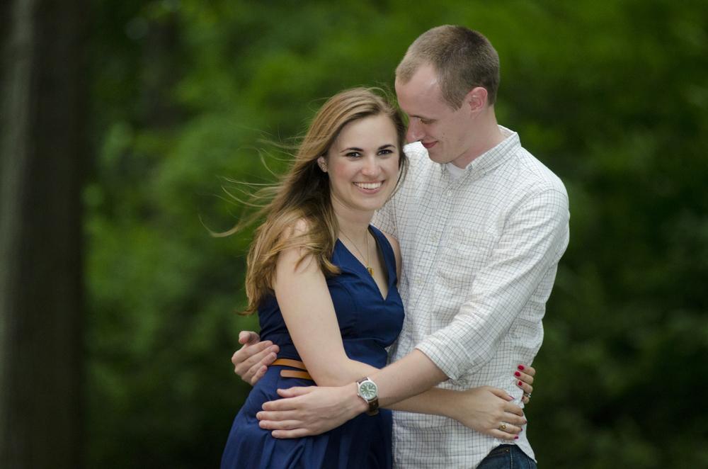washington dc wedding photographer - national mall engagement session in dc