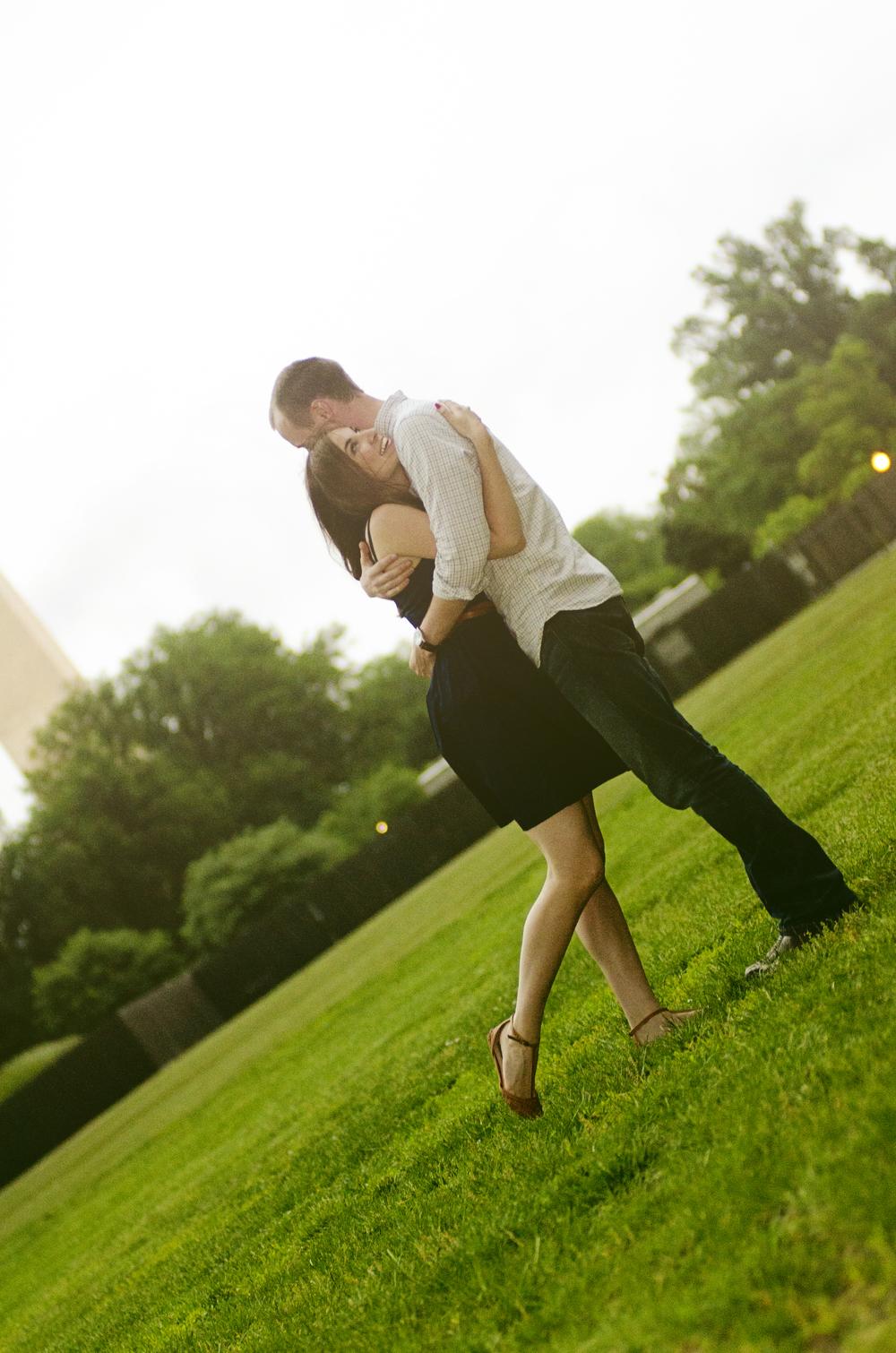 washington dc engagement photos - alaska wedding photographer