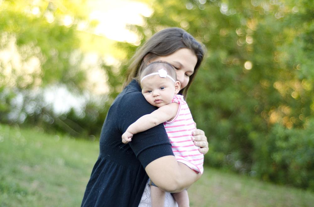fairbanks baby photographer - alaska newborn photographer