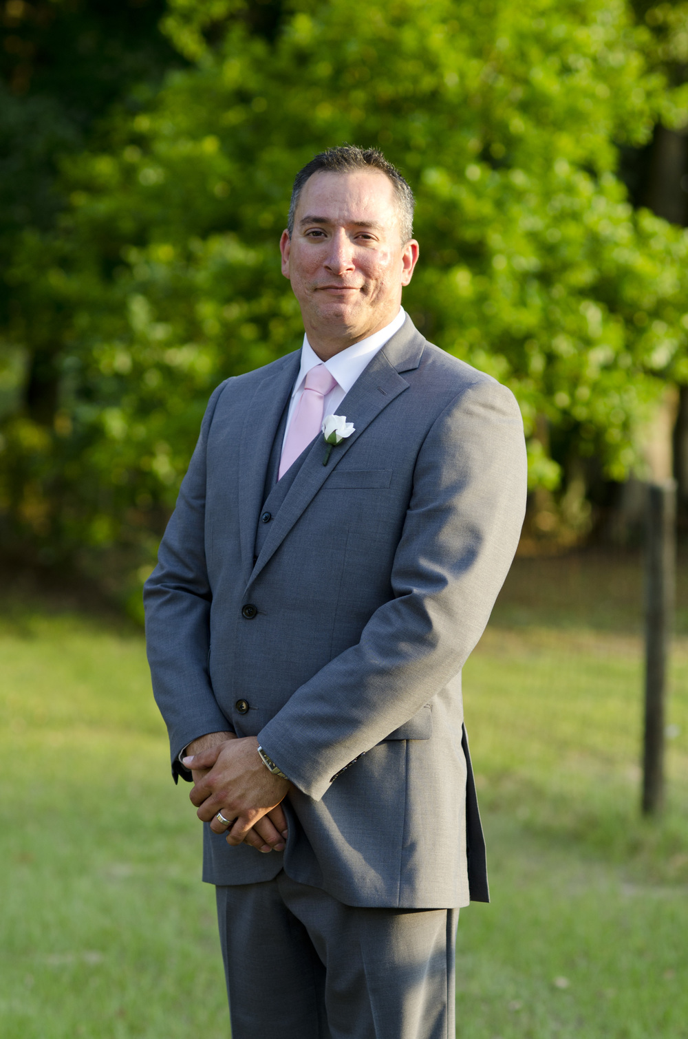 alaska wedding photographer - outdoor wedding