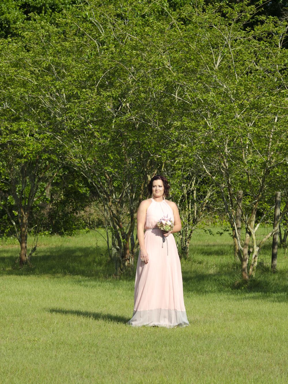 florida wedding photographer - backyard wedding