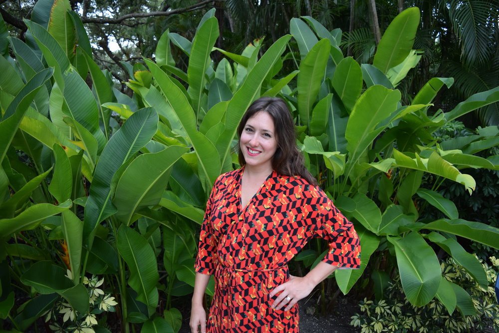 Amanda Sanfilippo, Executive Director & Chief Curator -