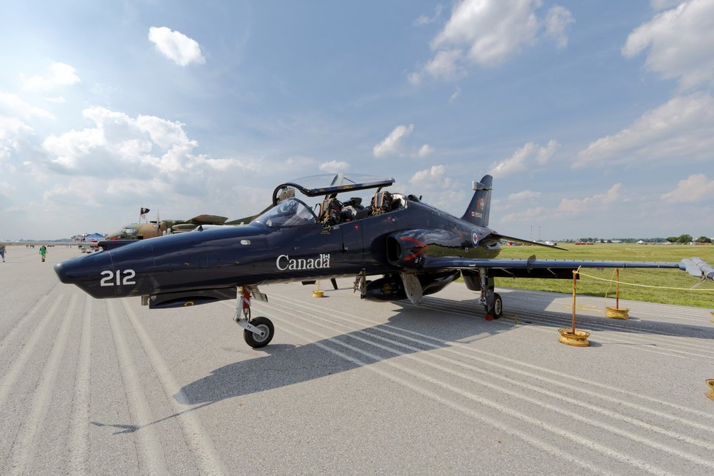RCAF BAe CT-155 Hawk