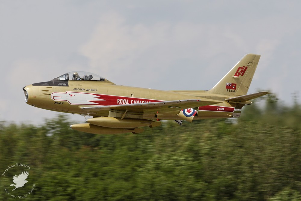 "Canadair Sabre 5 ""Hawk One"""