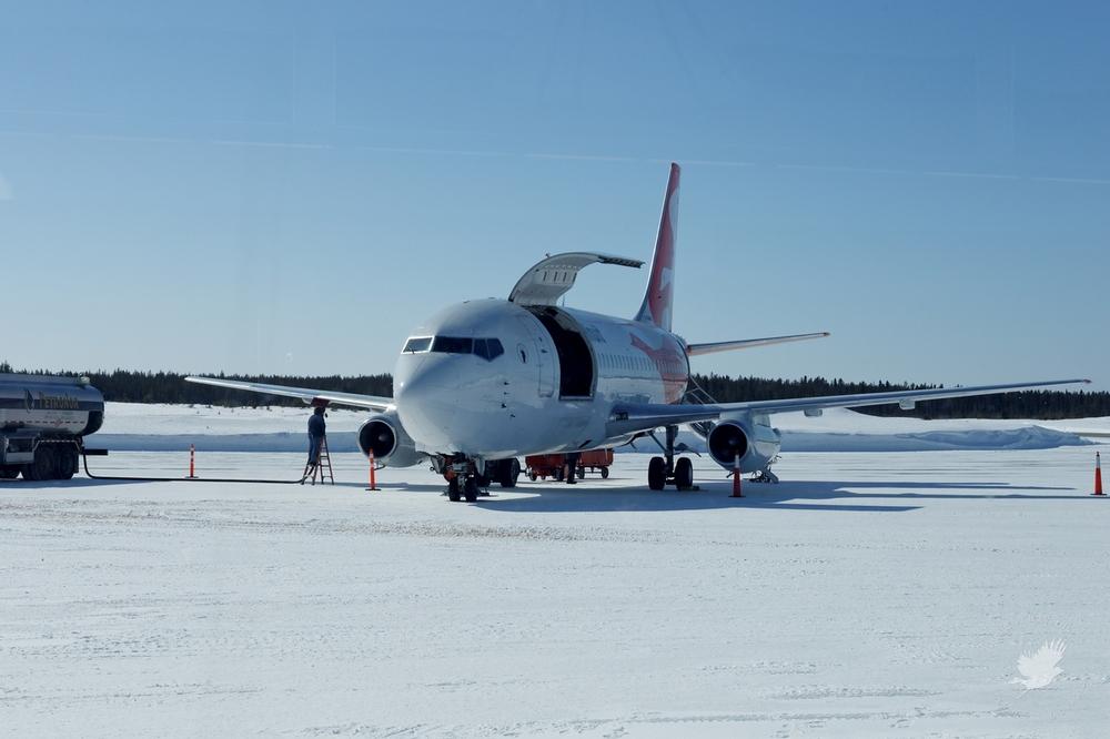 Air Inuit 737-200C