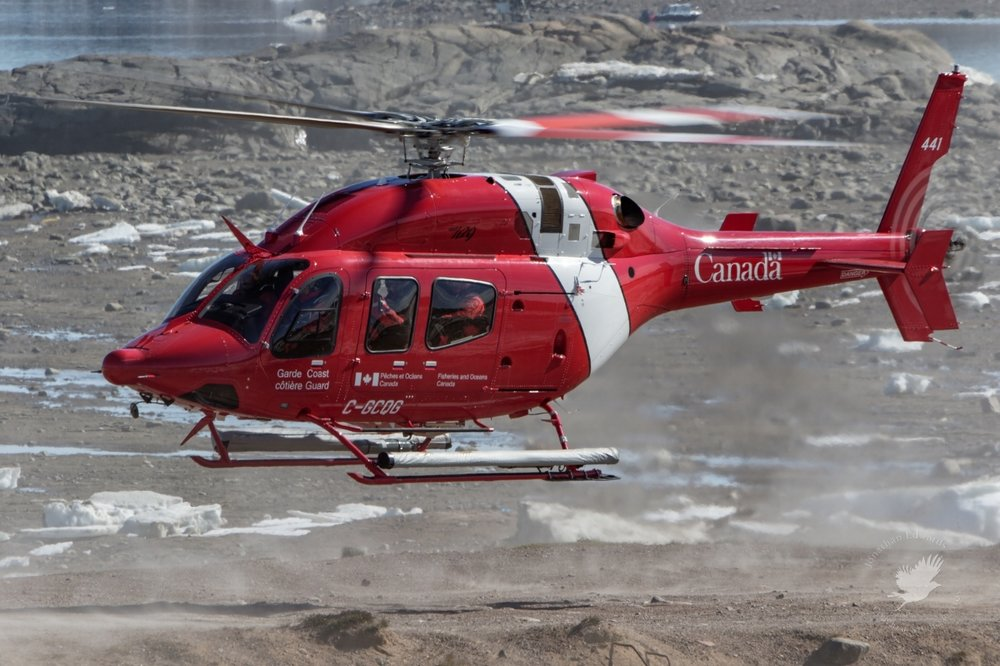 Bell 429, Canadian Coast Guard