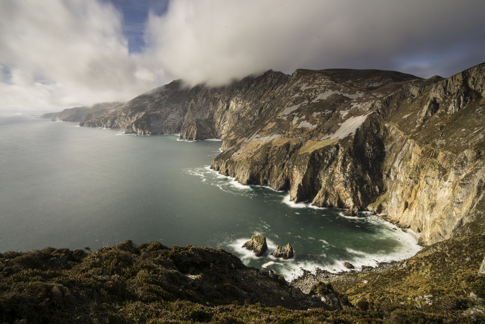 GlenColumbcille Tour   Explore outstanding beaches, historical watch towers and one of the largest sea cliffs in Europe   CHECK FOR DATES