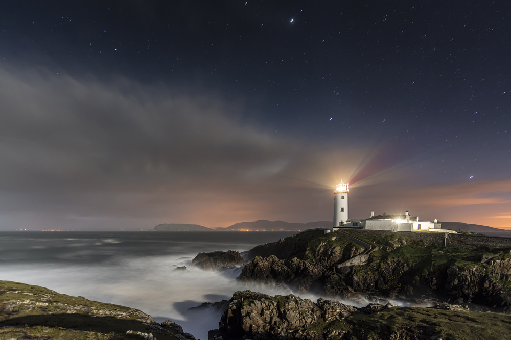 Wild Atlantic Way Fanad Lighthouse