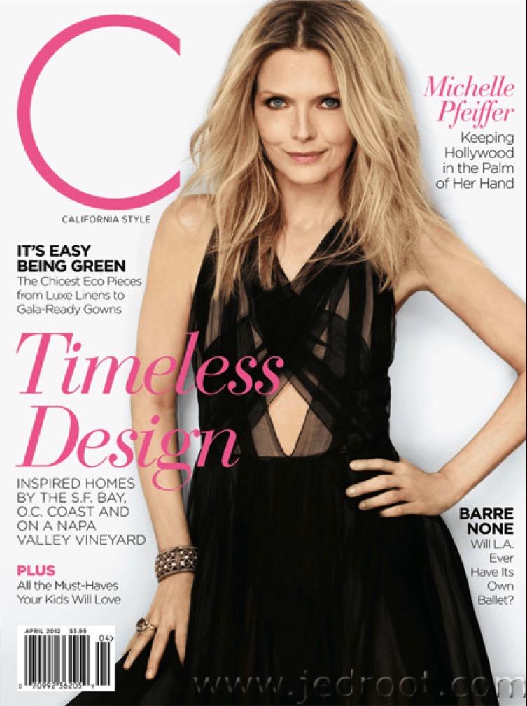 Michelle Pfeiffer 2014 Michelle Pfeiffer c Magazine