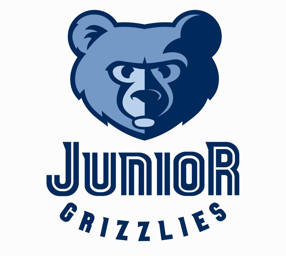 Junior Grizzlies Logo Bryan Rumfola