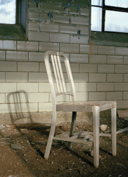 Abandoned Spaces 2012.