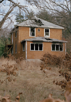 Abandoned Houses 2012.