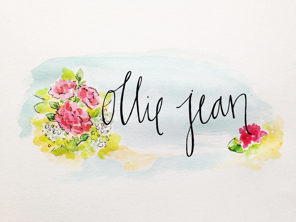 ollie jean logo
