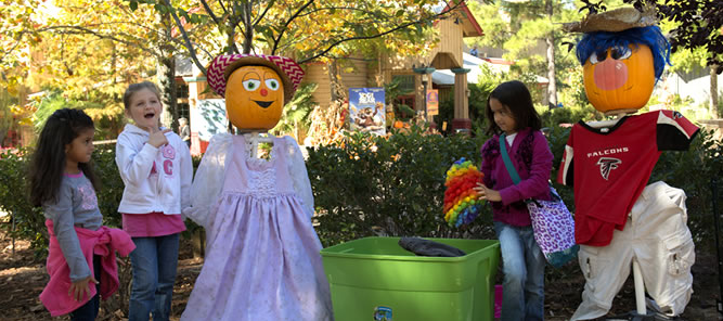 Image via Stone Mountain Park Pumpkin Festival
