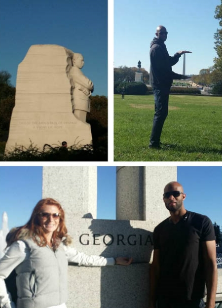 DC's Guide to Memorial's and Monuments