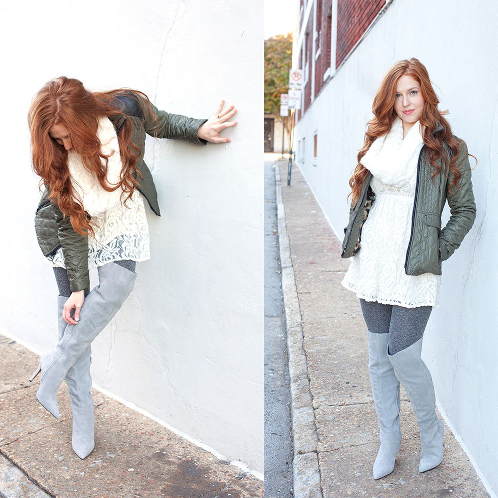 Styled by Susie Roupe, Photo by Christina Wedge  Modeled by Susie Roupe