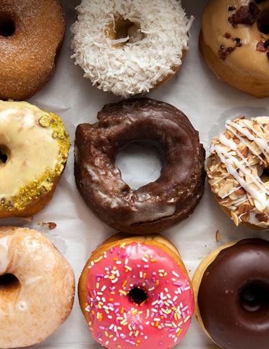 image via Revolution Doughnuts & Coffee
