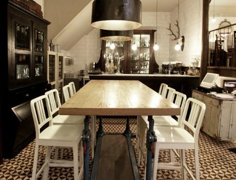 Photo via Restaurant Traca