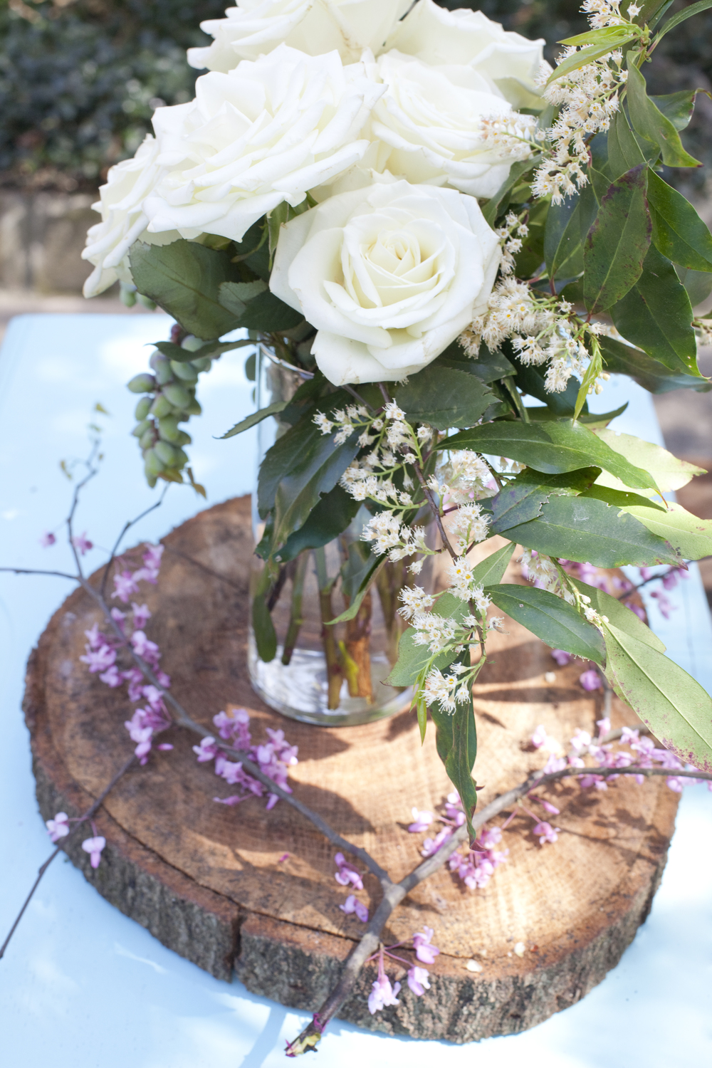 Photo by Christina Wedge, Arrangement by Susie Roupe