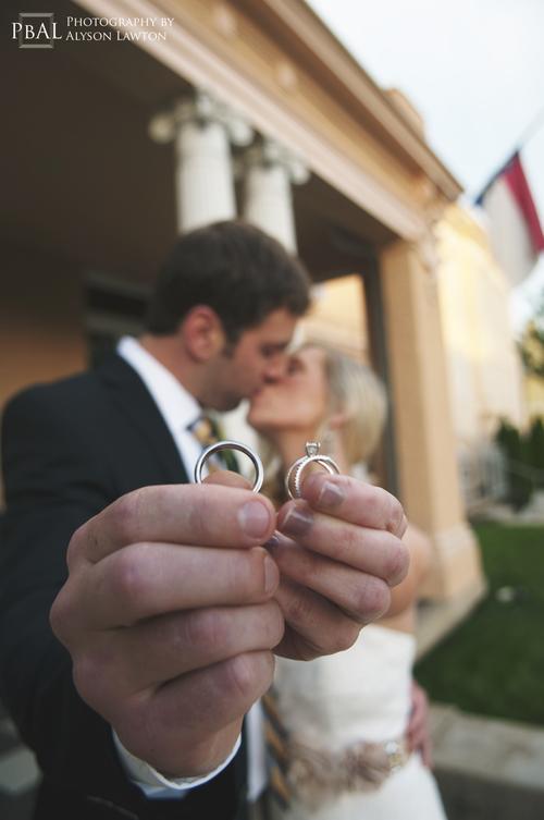 J.H. Adams Inn High Point Wedding | Adam and Kelly | NC Triad Wedding, Portrait and Event Photographer | Photography by Alyson Lawton