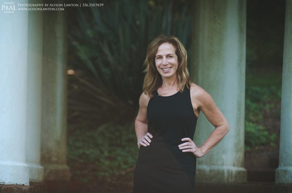 { North Carolina Portrait Photographer | Nancy | Winston Salem | Photography by Alyson Lawton }