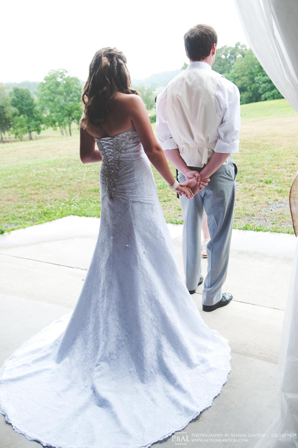 { North Carolina Wedding Photographer | Thomas and Nikki | Harvest Acres Farm | Limestone, Tennessee | Photography by Alyson Lawton }