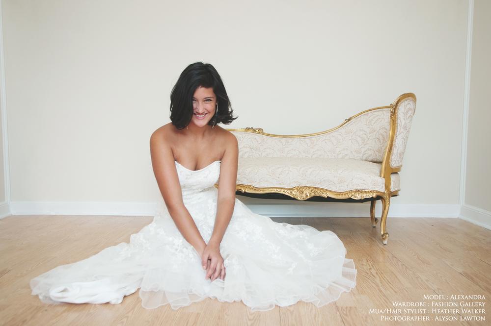 { North Carolina Model Photographer | Alexandra | Model 101 | Winston Salem | Photography by Alyson Lawton }