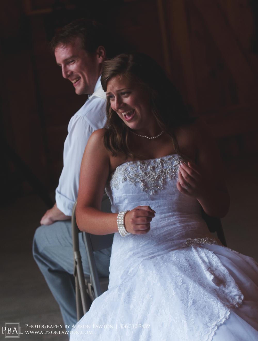 { North Carolina Wedding Photographer | Nikki & Thomas | Linwood, Tennessee | Photography by Alyson Lawton }