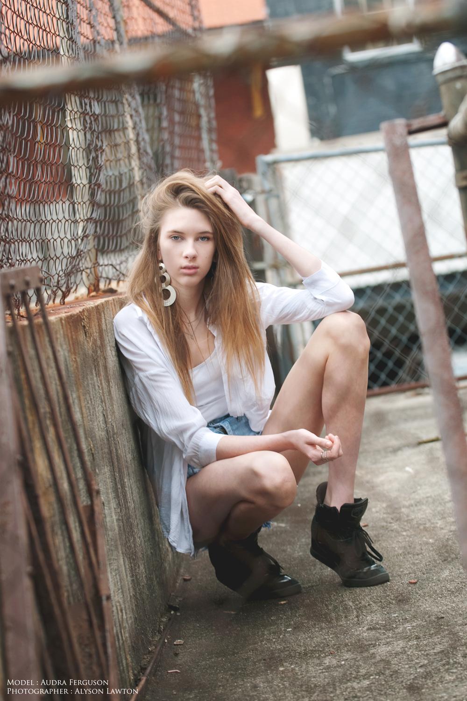 { North Carolina Model Photographer | Audra | High Point, NC | Photography by Alyson Lawton | www.alysonlawton.com }