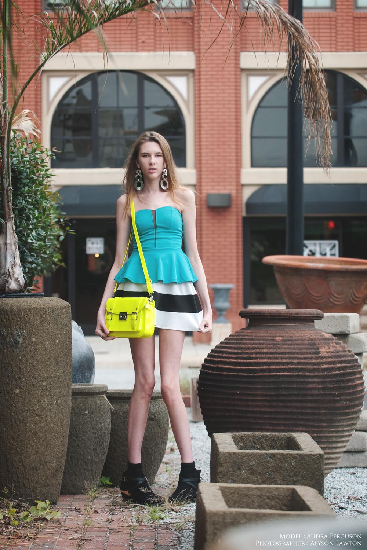 { North Carolina Model Photographer | Audra | High Point, NC | Photography by Alyson Lawton | www.alysonlawton.com}