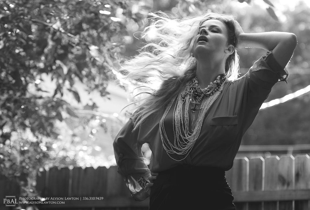 { North Carolina Model Photographer | Charlotte, NC | Photography by Alyson Lawton | www.alysonlawton.com}