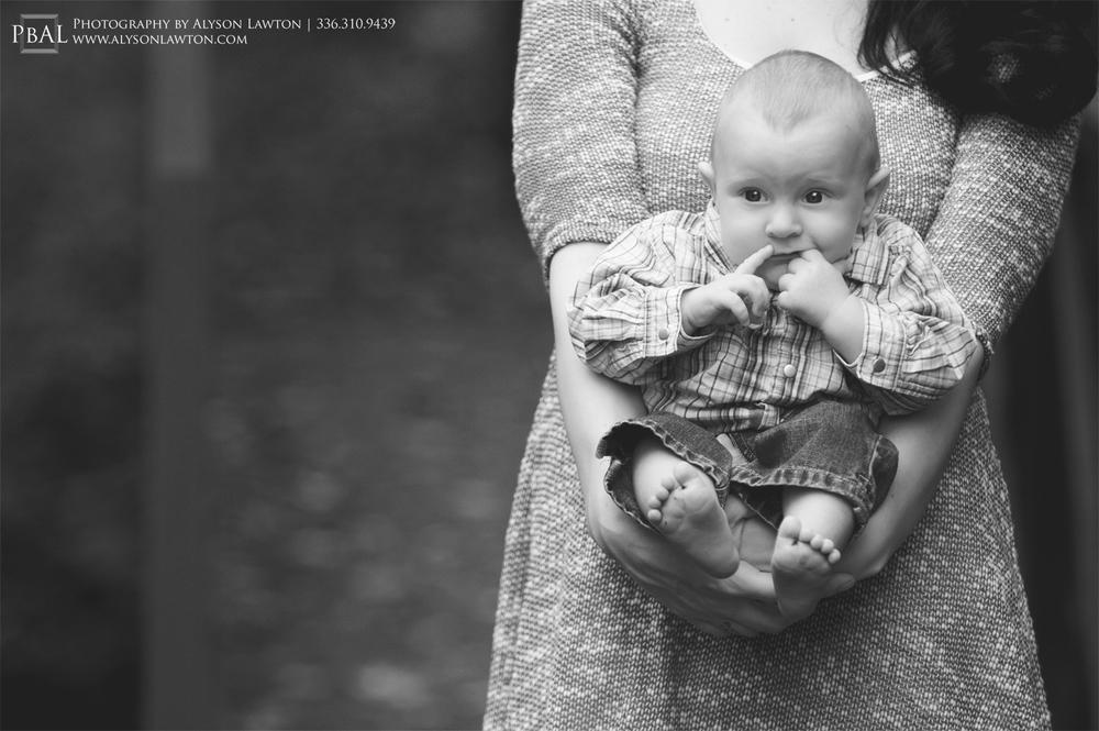 { North Carolina Portrait Photographer | Ashton & Gunner | Winston Salem, NC | -Photography by Alyson Lawton }