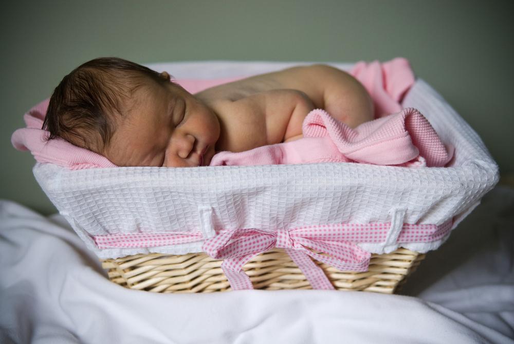 My first born niece, Emma.