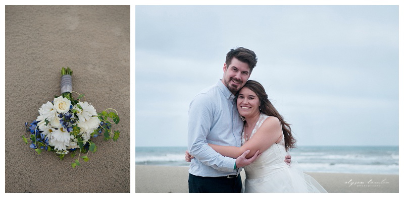 { North Carolina Wedding Photographer | Corolla Beach | Outer Banks, NC | Destination Wedding Photography | Megan & Phil | Photography by Alyson Lawton }