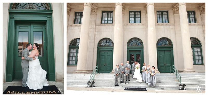 { North Carolina Wedding & Beauty Photographer | The Millennium Center | Winston-Salem, NC | Alyson Lawton Photography | www.alysonlawton.com }