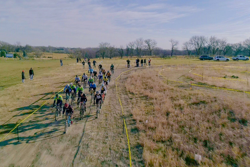 The challenging 2+ mile Cyclocross course is a fun place to bike or to enjoy a unique walking experience.