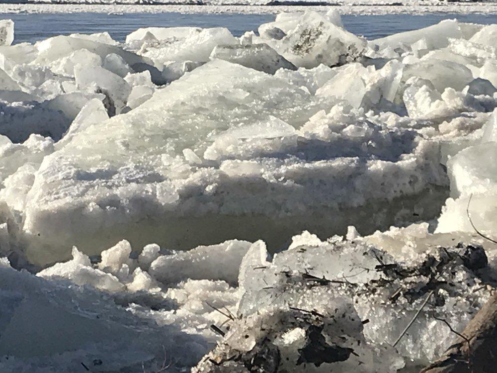 Icy Susquehanna