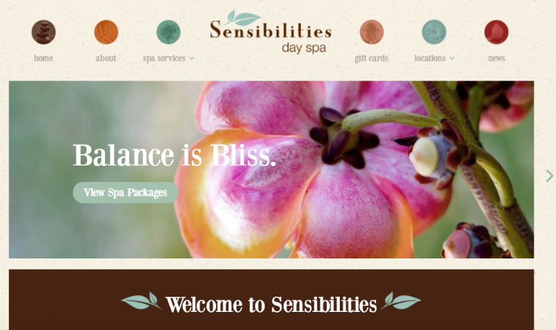 sensibilities day spa
