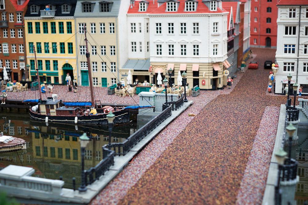 Här har vi Nyhamn i miniatyr