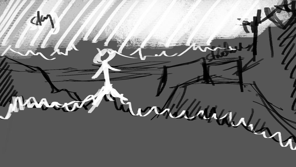 Idea - 20 sec sketch
