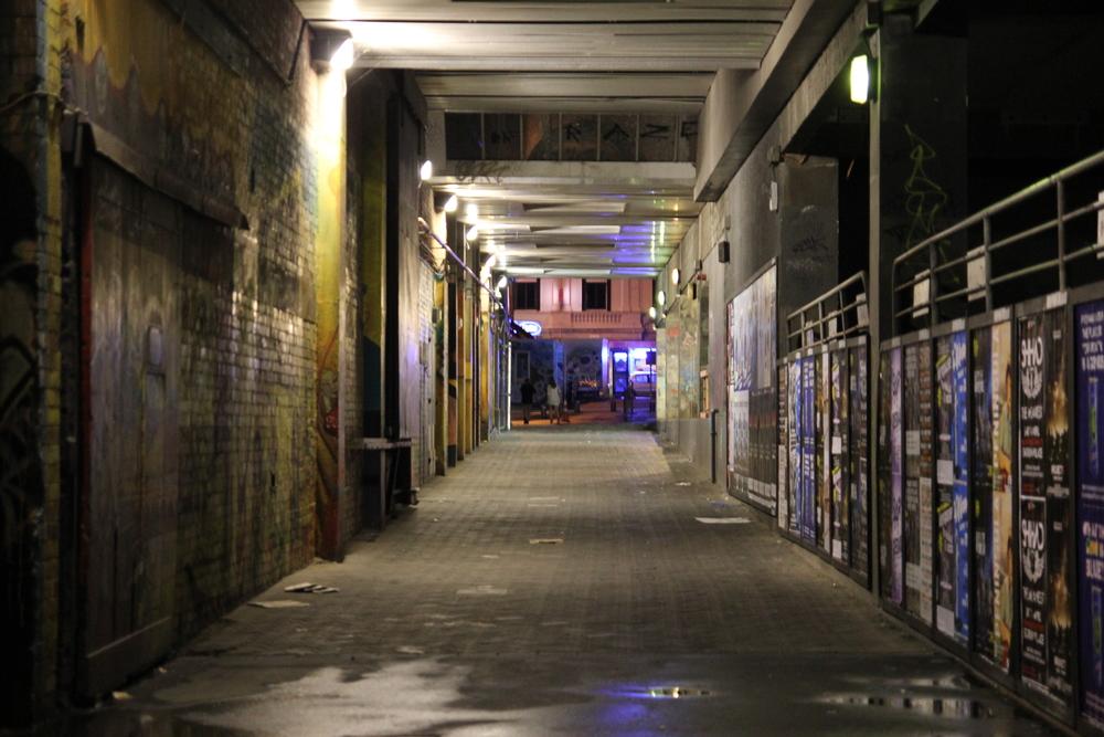 Alleyway| JJW