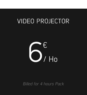 OPO LAB VIDEO PRICE PROJECTOR