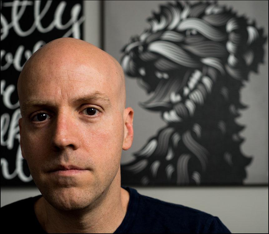 Jeremy Slagle, founder of Slagle Design