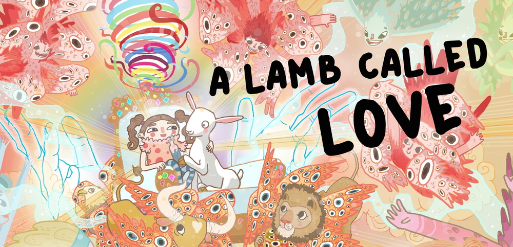 A Lamb Called Love ebook!   iBooks version includes audio read-a-long by the author!