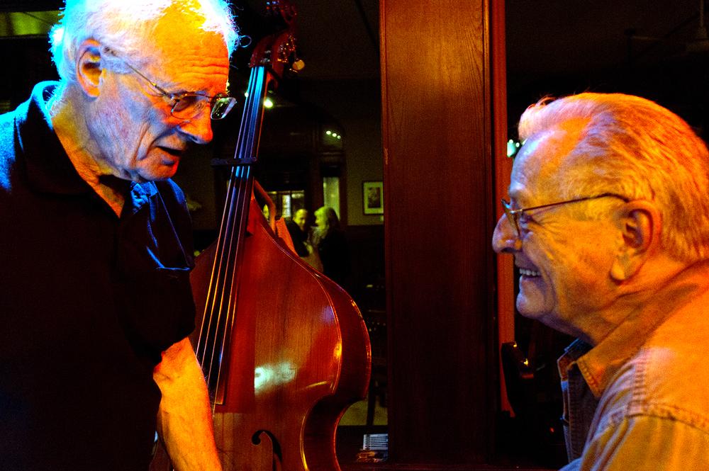 Doug Wicken & Bernie Carroll