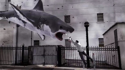The stock market has been as ridiculous as this scene from Sharknado. What's more ridiculous is that the market could still have room to move further up in the near term.