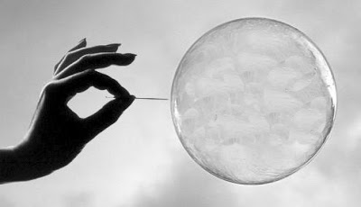 "Asset bubbles don't necessarily need an ""event"" to pop. Asset bubbles can just pop for no identified reason and at any time."