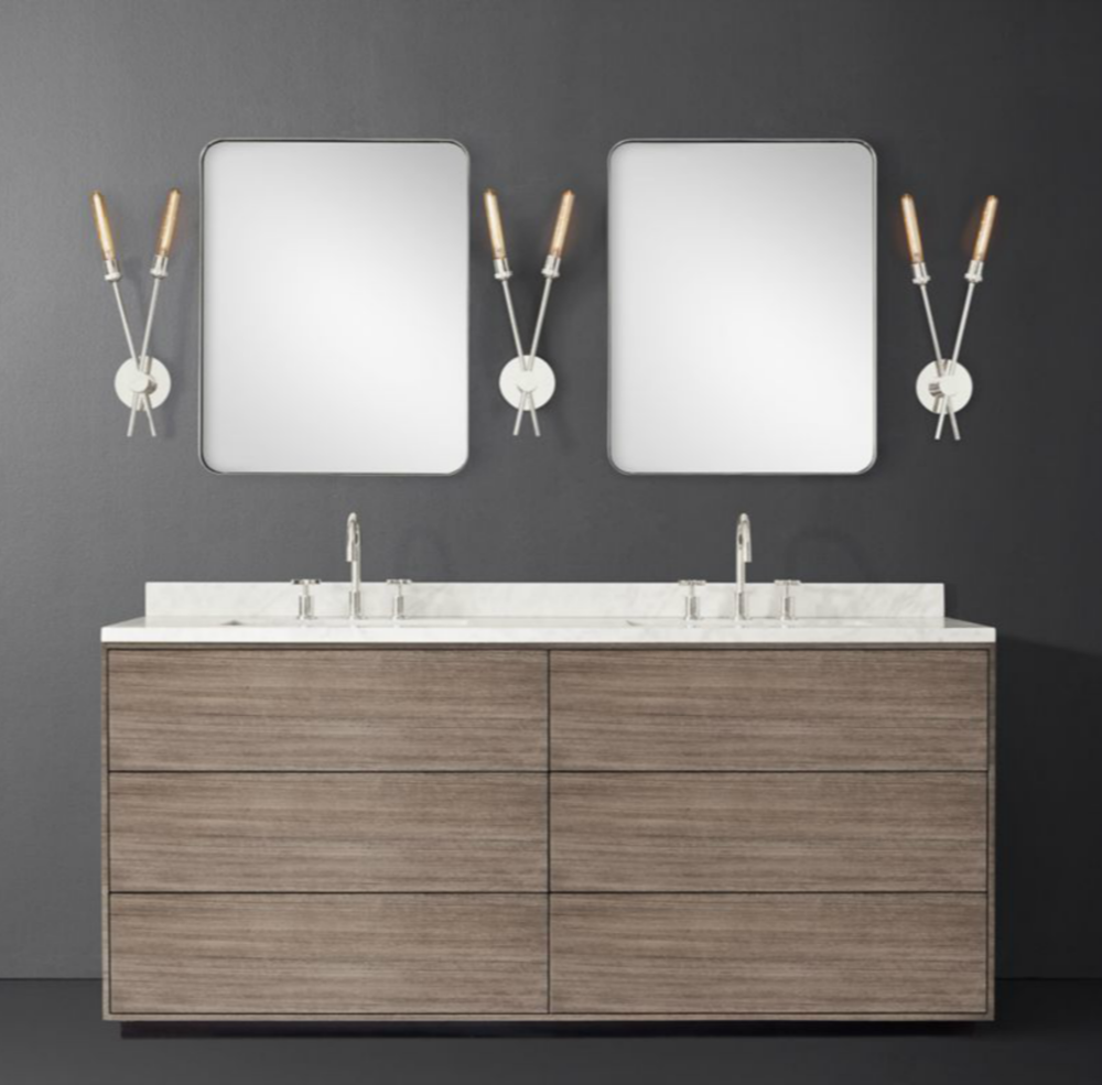 Bowen Double Vanity starting at $4395