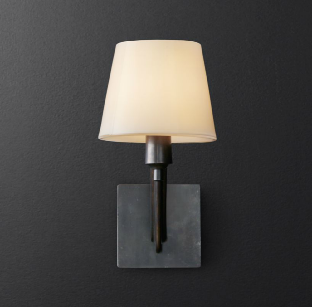 Reid Glass Single Sconce starting at $439