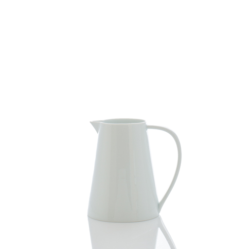 Hudson Grace has the perfect home collection for a modern boho home, including this modern porcelain pitcher to artfully place on the tray.